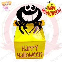 A016002萬聖蜘蛛糖果盒2