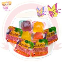 F001006盛香珍綜合果汁凍