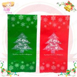 A016042聖誕平口立袋