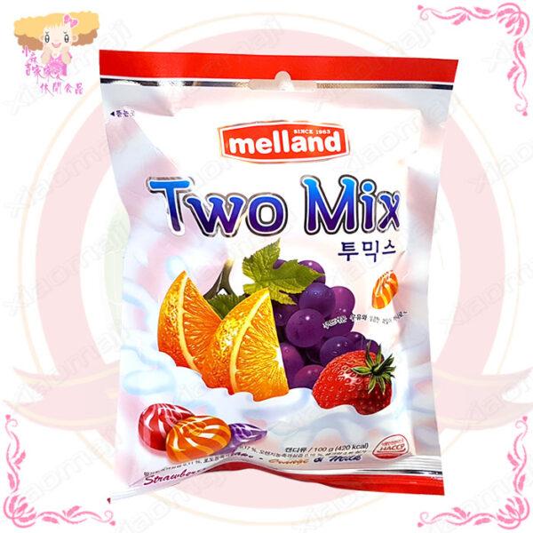 T001005韓國蜜爾樂牛奶水果糖
