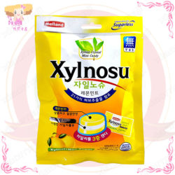 T001006韓國蜜爾樂薄荷三層糖-檸檬風味