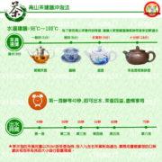 茶葉沖泡法