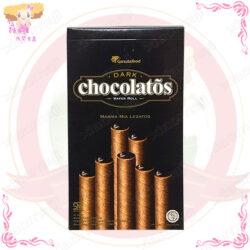 T001061黑雪茄巧克力威化捲