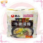 T001078韓國農心牛骨湯麵