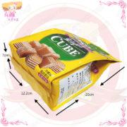 T001083牛奶威化酥1