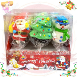 A014054聖誕造型棉花糖9