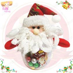 A014065聖誕老公公糖果罐