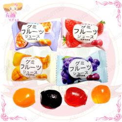 A001112繽紛水果軟糖1