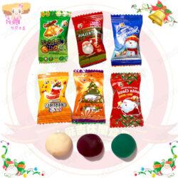 A014072聖誕Q皮果味軟糖