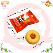 A014075聖誕果醬夾心餅1