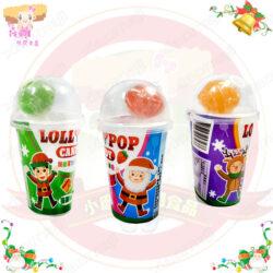 A014077聖誕節酸果粉棒棒糖
