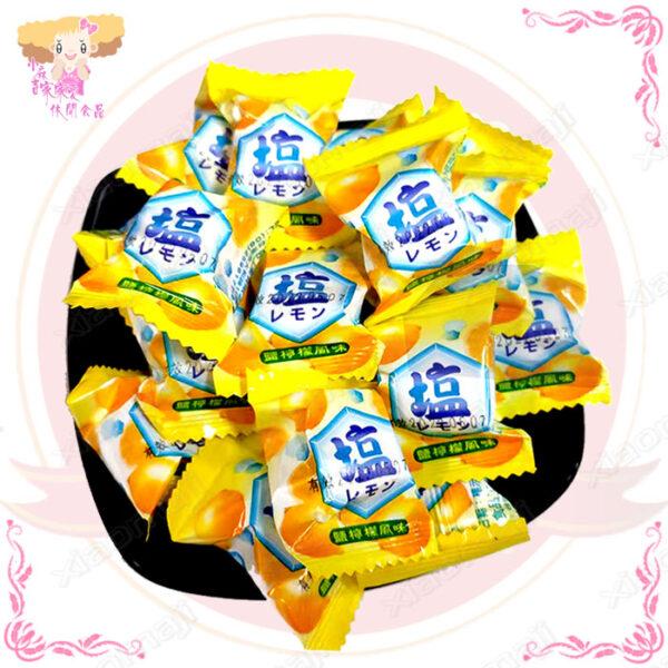 A001143友喬鹽檸檬風味軟糖