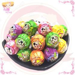 A007027 三太子棒棒糖-綜合水果風味(全素)1
