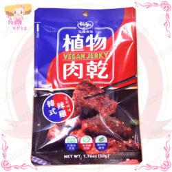 I001015 HOYA植物肉乾-韓式辣雞(純素)