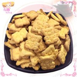 B001105 貝貝熊餅乾(蒜香奶油風味)